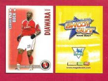 Charlton Athletic Souleymane Diawara Senegal (SO07)